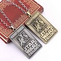 New Arrival Hot Movie Jewelry Star Wars Dog Tag Necklace Characters Star Wars Fans Necklace Great Gift High-Quality Pendant