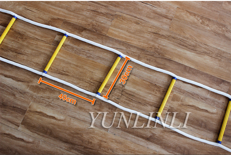 все цены на 15M Rock Climbing Aerial Work Rescue Rope Ladder Fire Escape Ladder Emergency Work Safety Response Fire Rescue онлайн