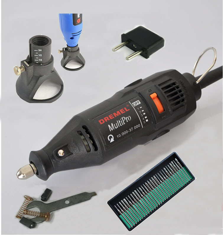 ФОТО Hot 220V Electric Dremel Rotary Tool Mini Drill Variable Speed with Locator and 30pcs Accessories Tool Mini Drill with