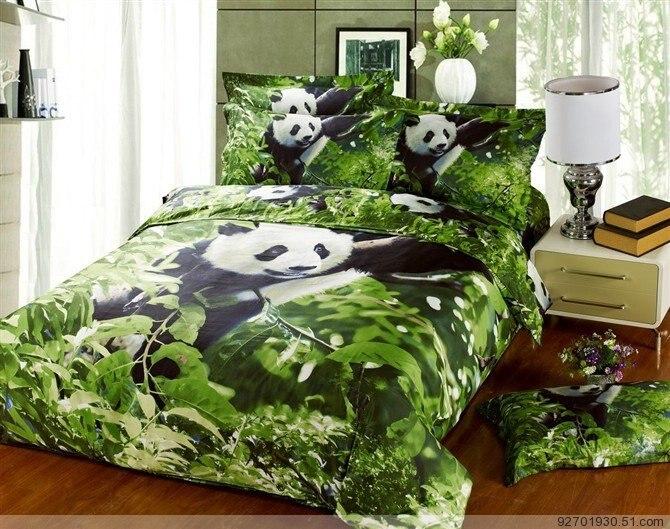Achetez En Gros Panda Housse De Couette En Ligne Des