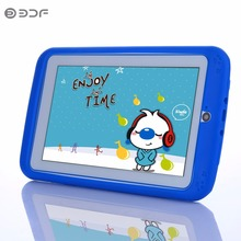 7 Inch Children Tablet PC Education  Android pc 8GB Quad core  Nice Design Learning entertainment tablet  Pc