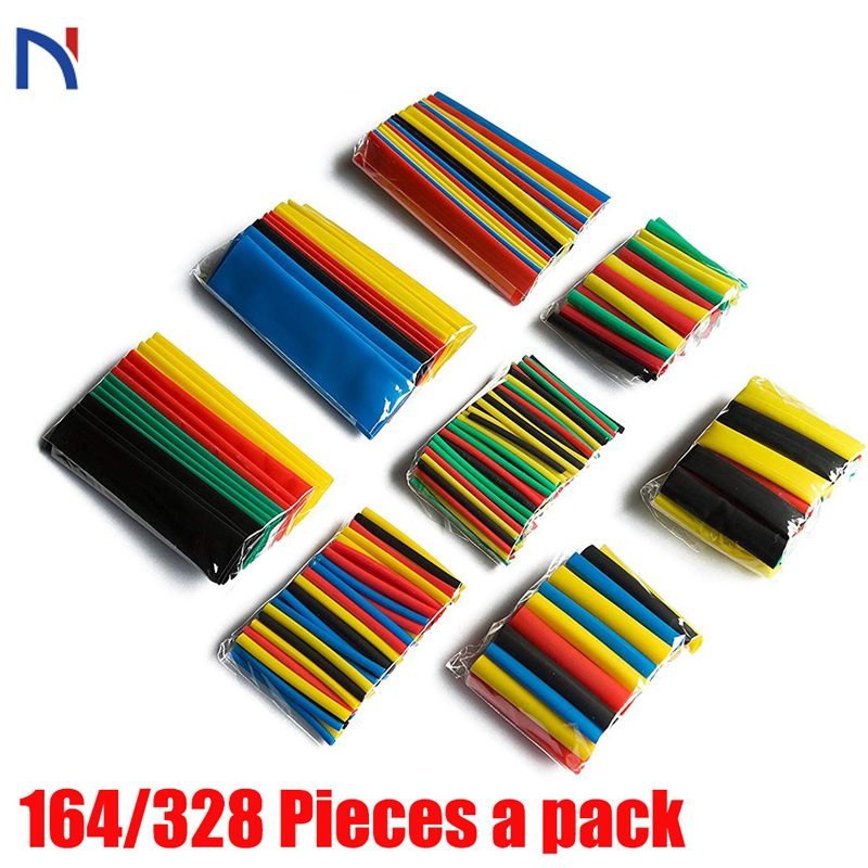 Shrinking 328Pcs Insulation Sleeving Thermal Casing Car Electrical Cable Tube kits Heat Shrink Tube Tubing Wrap Sleeve AssortedShrinking 328Pcs Insulation Sleeving Thermal Casing Car Electrical Cable Tube kits Heat Shrink Tube Tubing Wrap Sleeve Assorted