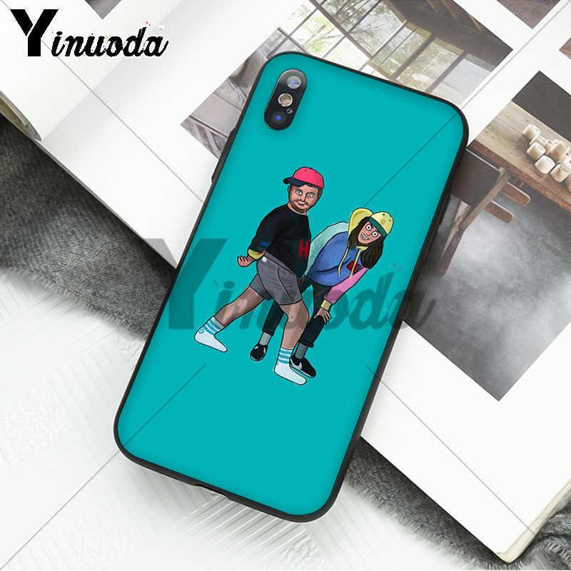 Yinuoda VAPE NASH Ethan Klein Papa Bless H3H3 ทาสีสไตล์โทรศัพท์สำหรับiPhone 8 7 6 6S Plus X XS MAX 5 5S SE XR