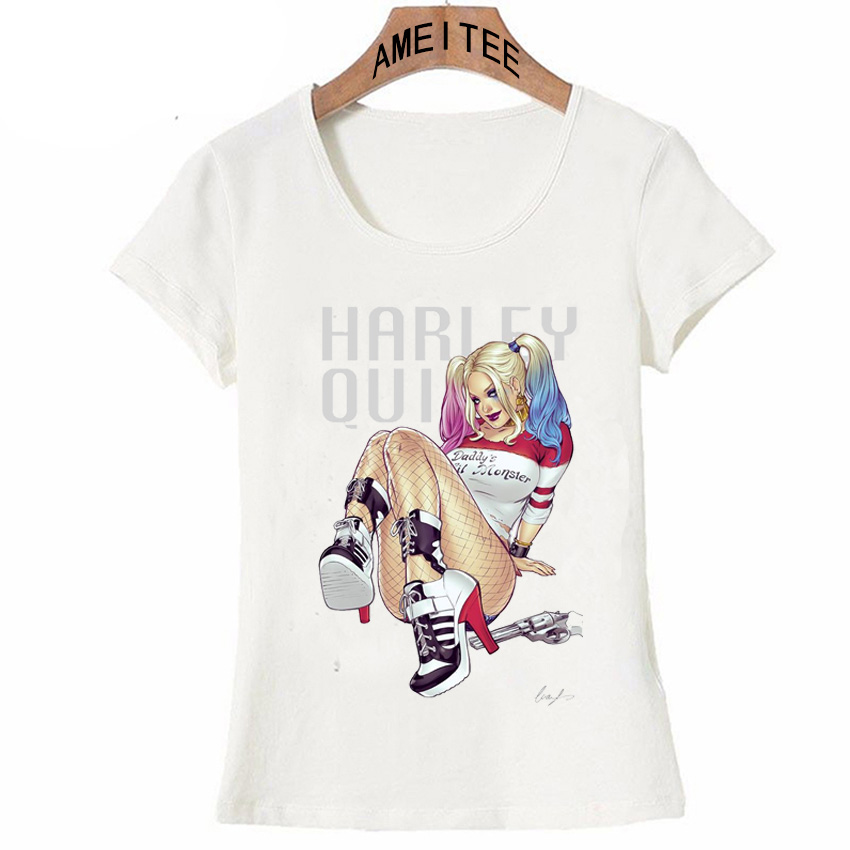 The Latest American Movies Suicide Squad Sexy Fun Harley