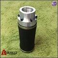 SN070RL-YNK/Fit YONAKA coilover (paso de Rosca M45 * 1.25-44/) tipo de manga resorte neumático rodando choque amortiguador de suspensión neumática de aire