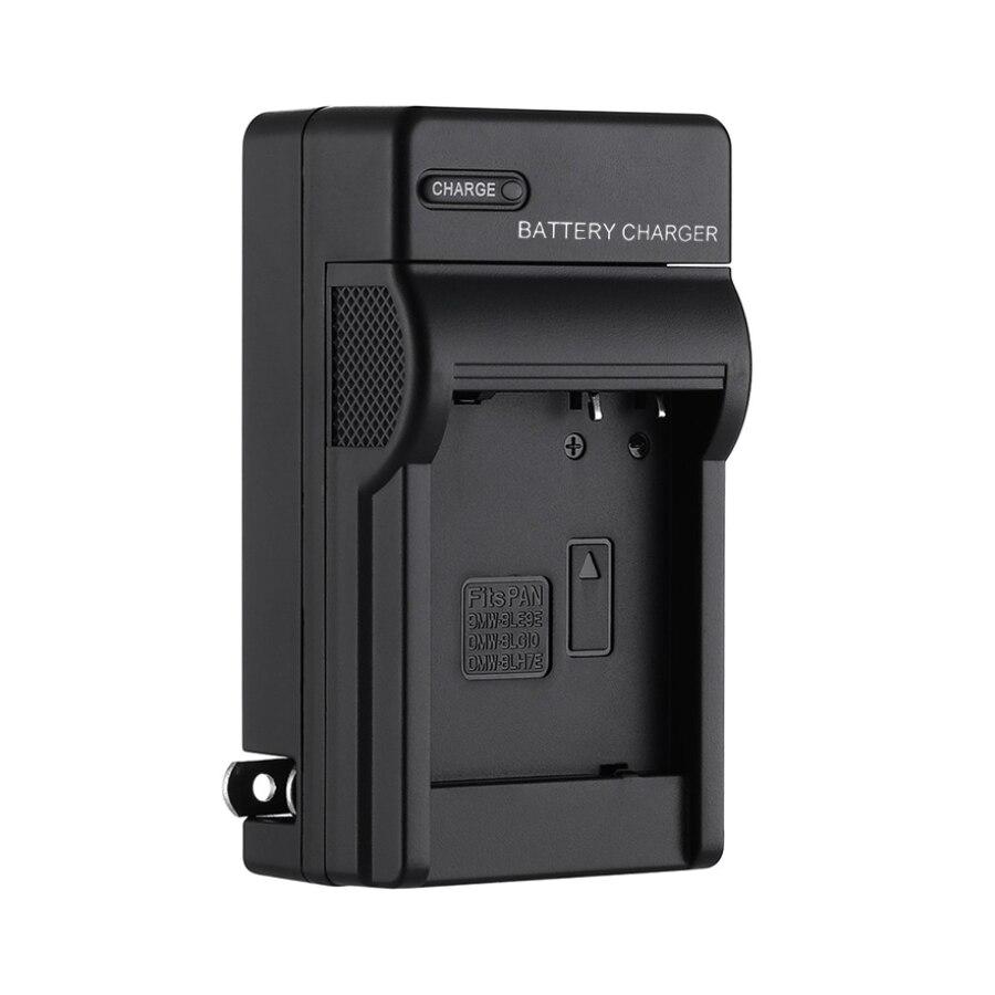 SANGER DMW-BLE9 Digital Charger for Panasonic Lumix DMC-ZS60 ZS100 GX7 LX100 GF3 GF5 GF6 GX85 Camera DMW-BLG10 DMW-BLH7 Battery