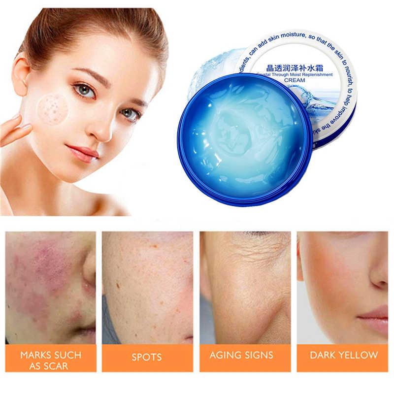 الجلد تشديد جوهر كريم وجه مرطب المضادة للتجاعيد جوهر حروق الشمس إصلاح كريم مكافحة الشيخوخة الكولاجين ترطيب حمض الهيالورونيك