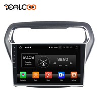 Dealcoo 2 Din Car Radio GPS Android Car Stereo 2Din Car Multimedia Android Car Radio Central Multimidia Android for Ford ESCORT