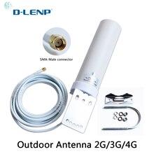 Do It Yourself Dlenp 3G 4G LTE Antenna SMA 4G antenna 3G