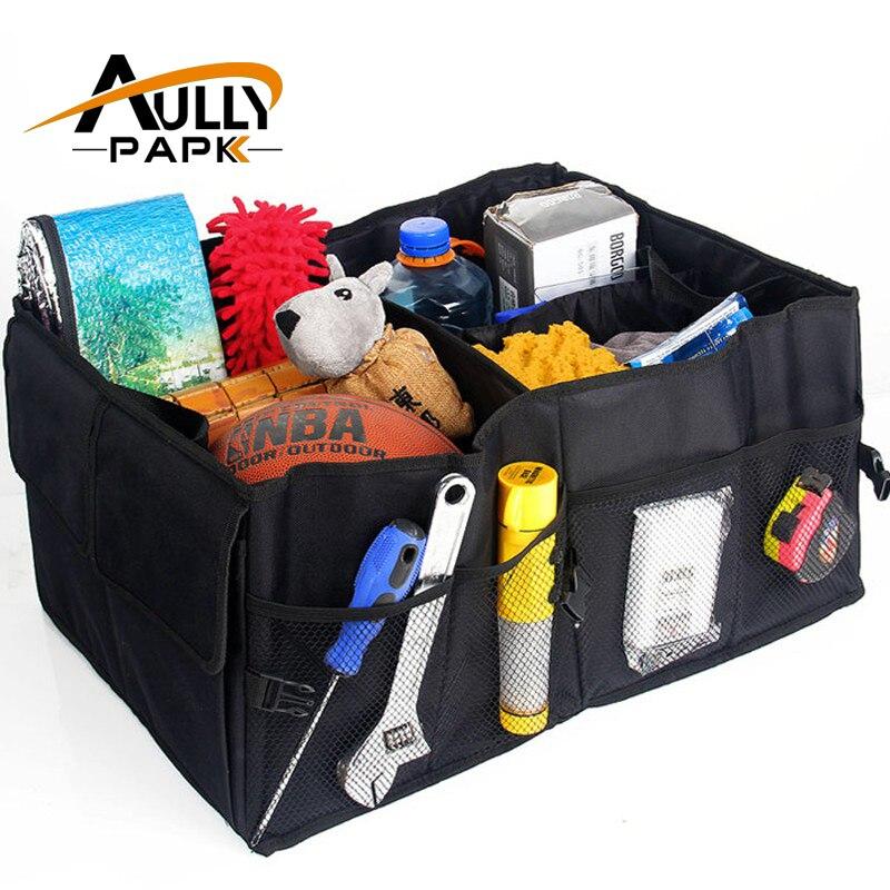 Autos Auto Aufbewahrungsbox Kofferbeutel Fahrzeug Werkzeugkasten - Auto-Innenausstattung und Zubehör