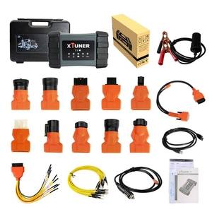 Image 5 - XTUNER T1 HD Heavy Duty Trucks OBD2 Car  Auto Diagnostic Tool With Truck Airbag ABS DPF EGR Reset OBD  Auto Diagnostic Scanner