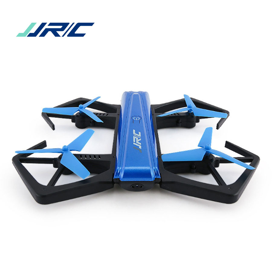 JJR/C H43WH WIFI FPV RC Quadcopter With Altitude Hold Mode Headless Mode 720P HD Camera Foldable Arm RC Drone jjrc h12wh wifi fpv with 2mp camera headless mode air press altitude hold rc quadcopter rtf 2 4ghz