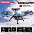 Оригинал GoolRC T5G Drone 5.8 Г В Режиме Реального Времени FPV RC Quadcopter с 2.0MP HD Камера Аккумулятор ЖК-Дисплей 360 Eversion функция