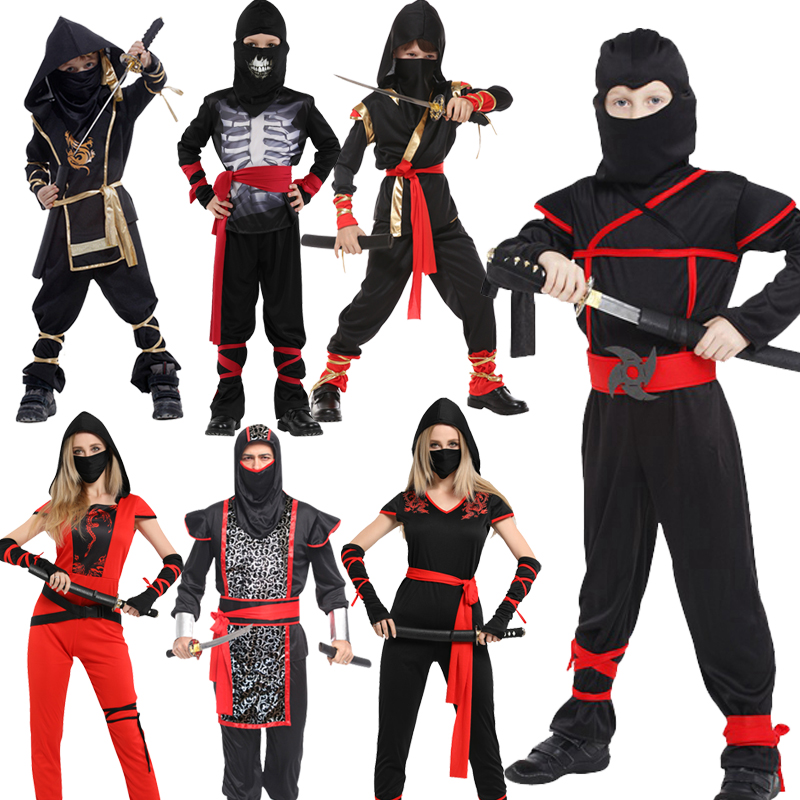 Ninja Costume Huntress Niño Ancient Warrior Cosplay de Halloween - Disfraces