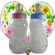 100Pcs/set Baby Breast Feeding Nipple Kids Silicone Wide Caliber for Different Milk Bottle Pacifier Children Pure Solid Nipple