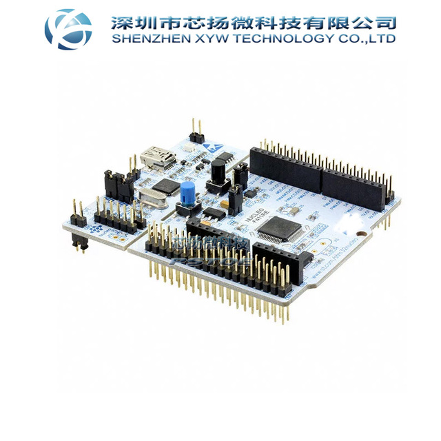 NUCLEO F411RE  NUCLEO F411RE Development Boards & Kits   ARM 16/32 BITS MICROS BOARD NUCLEO FOR STM32F4 SERIES