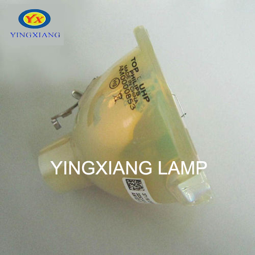 Replacement Projector 59.J0B01.CG1 bare Lamp Bulb fits to PE8720 / W10000/W9000 contrast bow tie neck dress