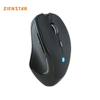 Zienstar Wireless Mini Bluetooth 3 0 6D 1600DPI Optical Gaming Mouse Mice For Laptop PC