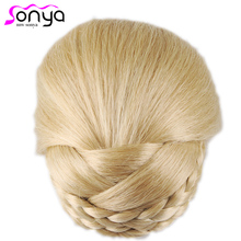 Online best thetic Hair Women Hair Chignons HA027 at cheap price for short period