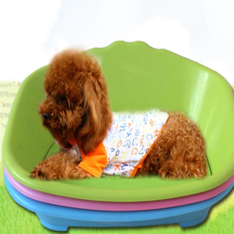 Casa de Perro de plástico Esteras de Cama de Productos Para Mascotas de la Perre