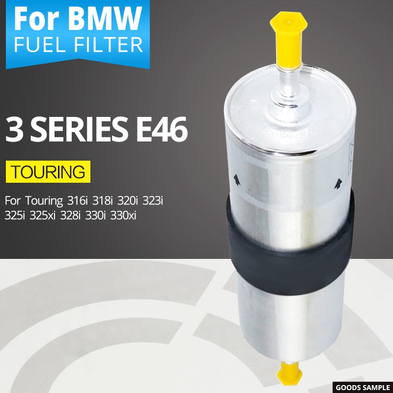 Fuel Filter Pressure Regulator for BMW 3 series E46 touring 316i 318i 320i 323i 325i 325xi 328i 330i 330xi