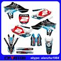 HIGH PERFORMANCE YZ450F 2010 2011 2012 2013 3M TEAM GRAPHICS DECALS STICKERS KITS RACING OFF ROAD MOTORCYCLE YZF450