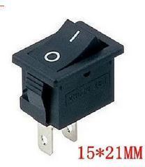 21 15mm 50pcs on off rocker switch 250vac 3a 2 connectors 2 pin.jpg 250x250