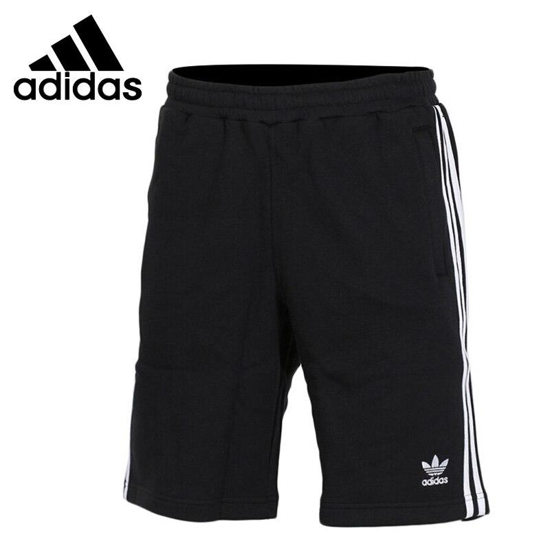 Sport & Unterhaltung Laufshorts Original Original Neue Ankunft 2018 Adidas Originals 3-streifen Kurze Männer Shorts Sportswear Gute WäRmeerhaltung