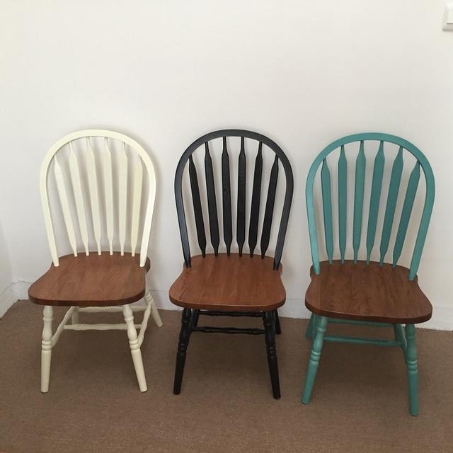 windsor dining chair massivem eichenholz arrowback windsor stuhl holz amerikanischen m bel raum. Black Bedroom Furniture Sets. Home Design Ideas