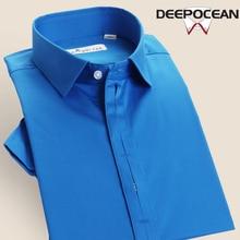 Новые хлопковые Для мужчин Рубашки для мальчиков модные Для мужчин Повседневная рубашка Camisa De Hombre