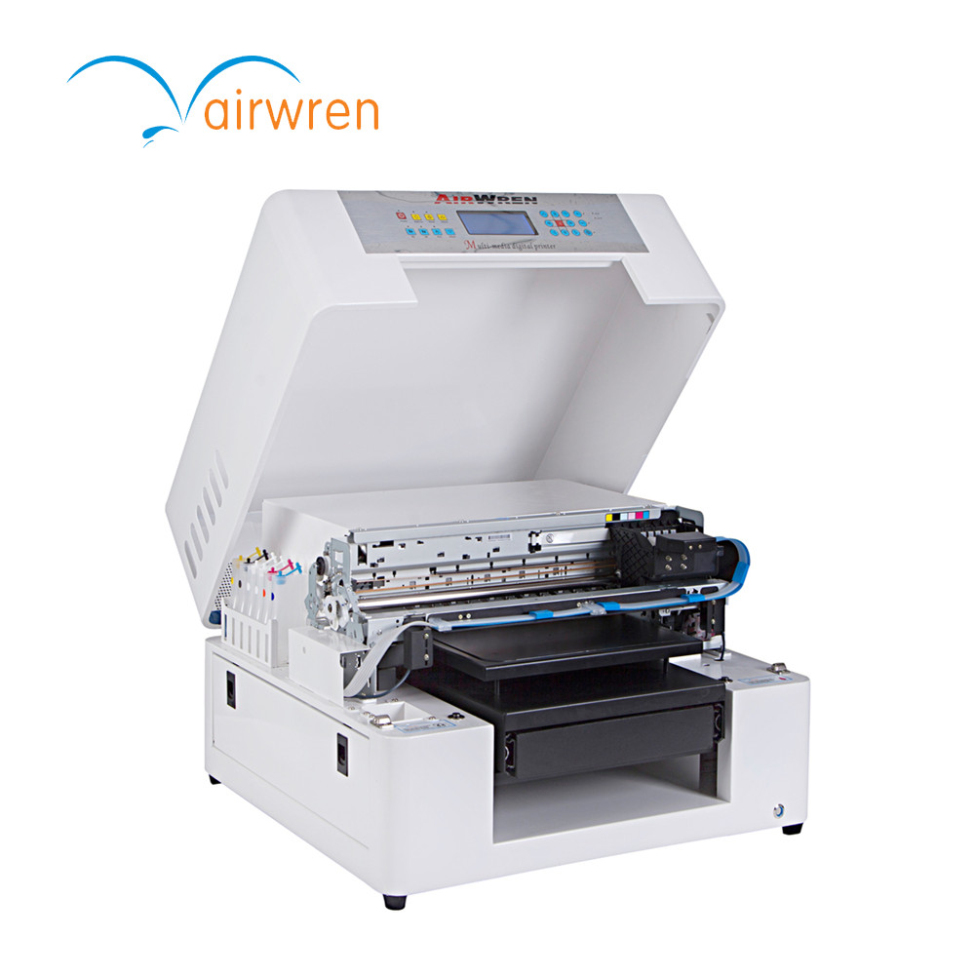 Recommend A3 T-shirt Printer With 6 Color For Free Rip Software AR-T500 Diy Dtg Printing Machine