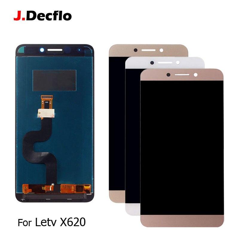 5.5 ''IPS Exibição Para LeTV Leeco Le 2 Display LCD Digitador Da Tela de Toque Le X527 X520 X522 X620 Leeco le S3 X626 Substituição LCD