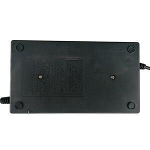 Image 2 - 36 V 1.8A 2A 3A 5A ebike Li Ion Lipo Lifepo4 Batteria Al Litio Caricabatterie Li ion 42 V 43.8 V BMS ricarica rapida per la Bici Elettrica Del Motore