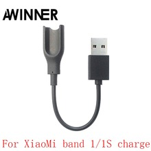 AWINNER Replacement Xiaomi Mi band 1 Charging Cable USB Charger Cord for Xiaomi Mi band 1/1S (Mi Band 2 Not Compatible)