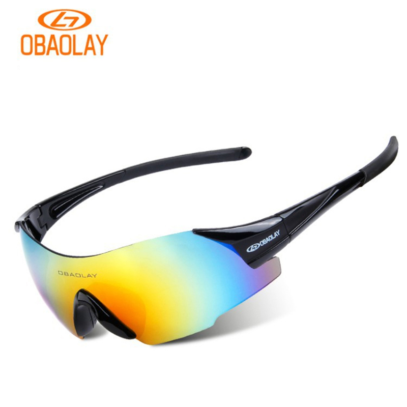 UV400 Hiking Sunglasses Shockproof Sandproof Military Tactical Goggles Outdoor Climbing Hunting Driving Cycling Glasses
