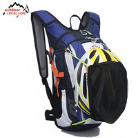 2018 New Sport Outdoor Cycling Backpack 18L Men Women Hiking Climbing Hydration Water Bag Pouch Bicycle Bag Rainproof Riding Bag