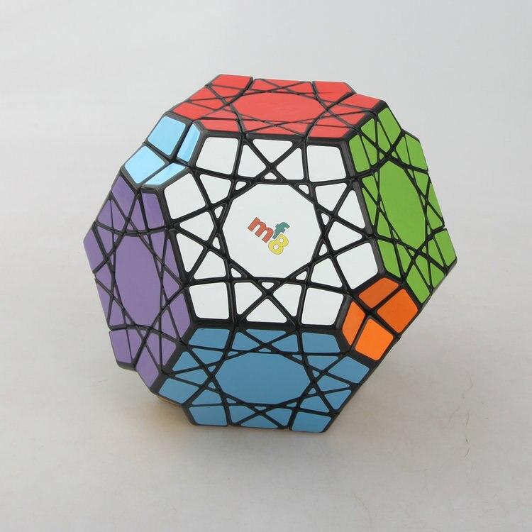 MF8 Большая Медведица/глаза неба/кубик SunMinx черный кубик Cubo Magico кубик обучающая игрушка Прямая поставка - Цвет: Heavens eye