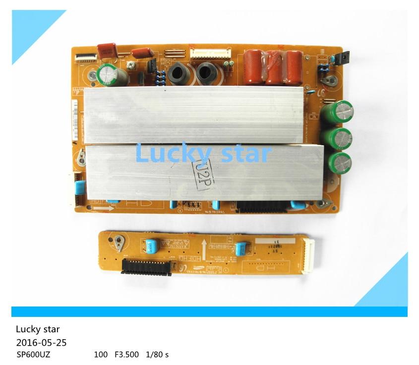 все цены на 95% new original for board Plasma driver board LJ92-01682A LJ92-01727A LJ41-08457A 2pcs/set онлайн