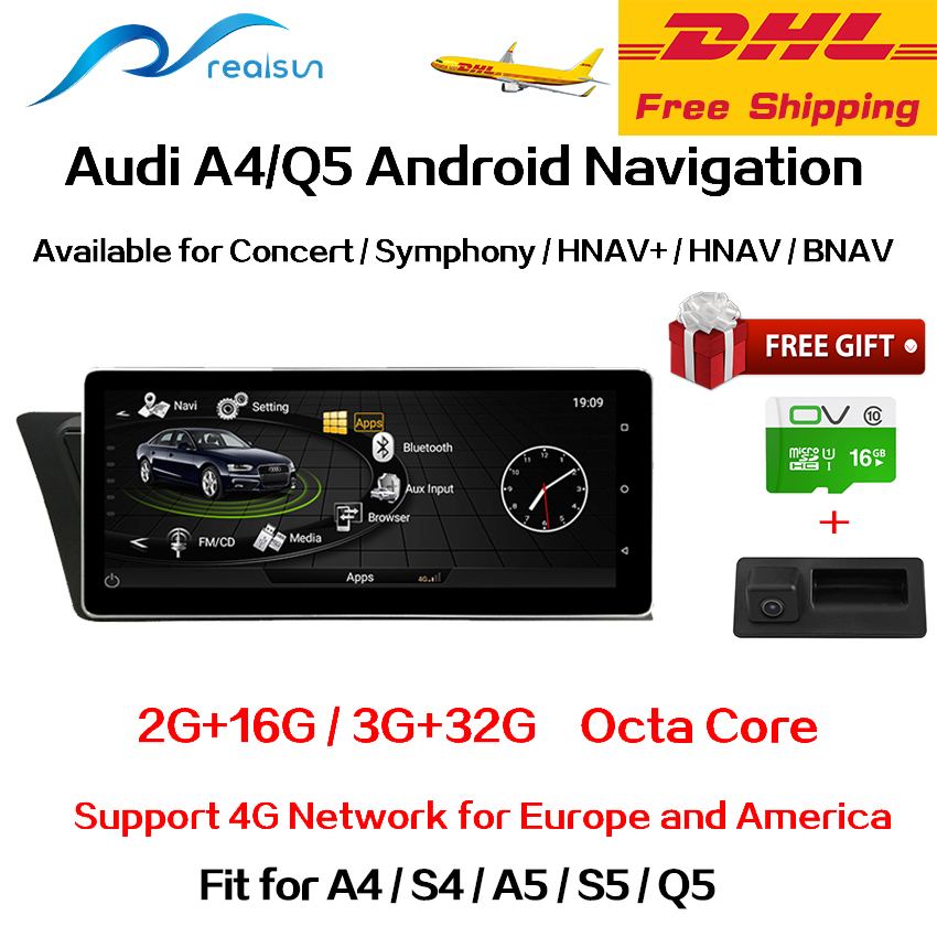 top 10 video interface audi a4 brands and get free shipping