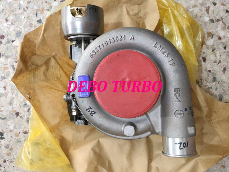 NEW GENUINE 2674A256 2674A237 10709880002 Turbo Turbocharger for CAT 320D-V2 323D Excavator PERKINS C6.6 6.6L 103KW 110KW