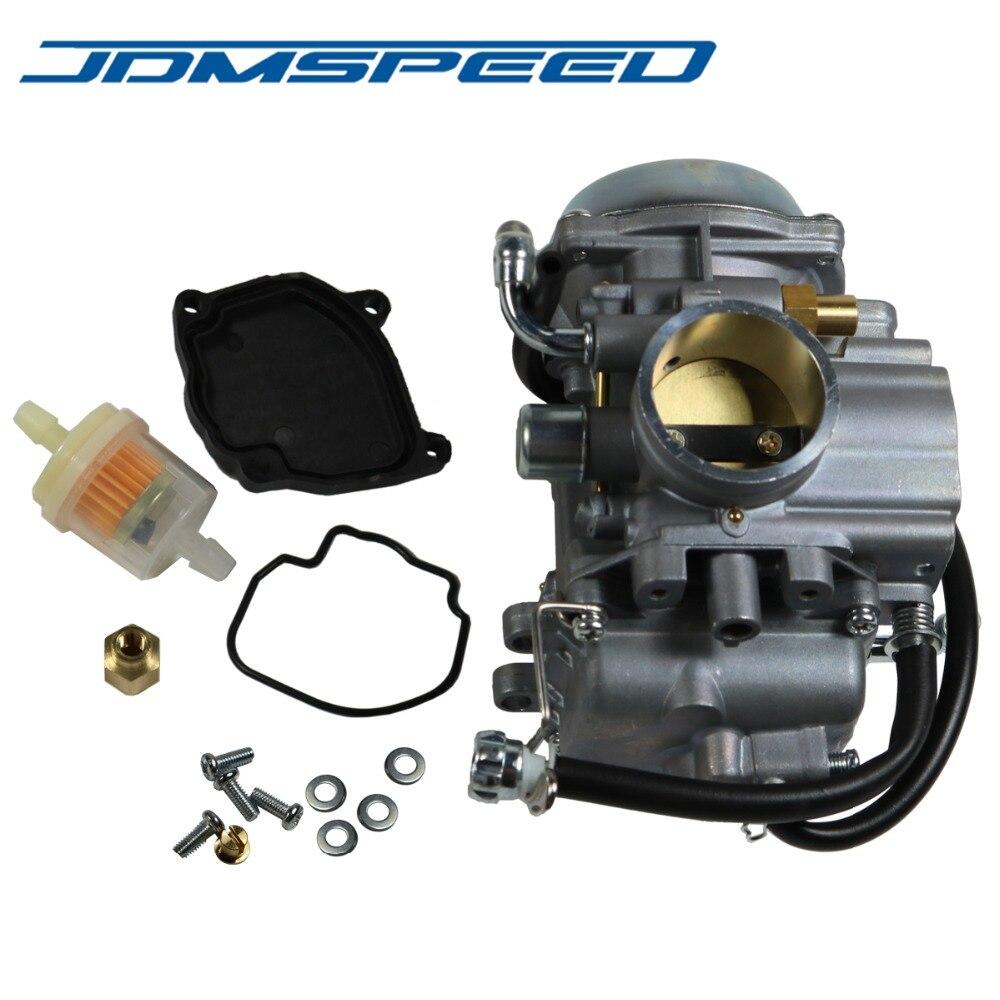 Livraison Gratuite-JDMSPEED Carburateur Ajustement Pour Suzuki Quadrunner 250 LT-4WD LT-F250F LT-F4WD LTF250 1990-1999 Carb
