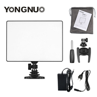 YONGNUO YN300 air YN 300 air Pro LED Camera Video Light video photography Light+AC Power Adapter charger kit For Canon Nikon