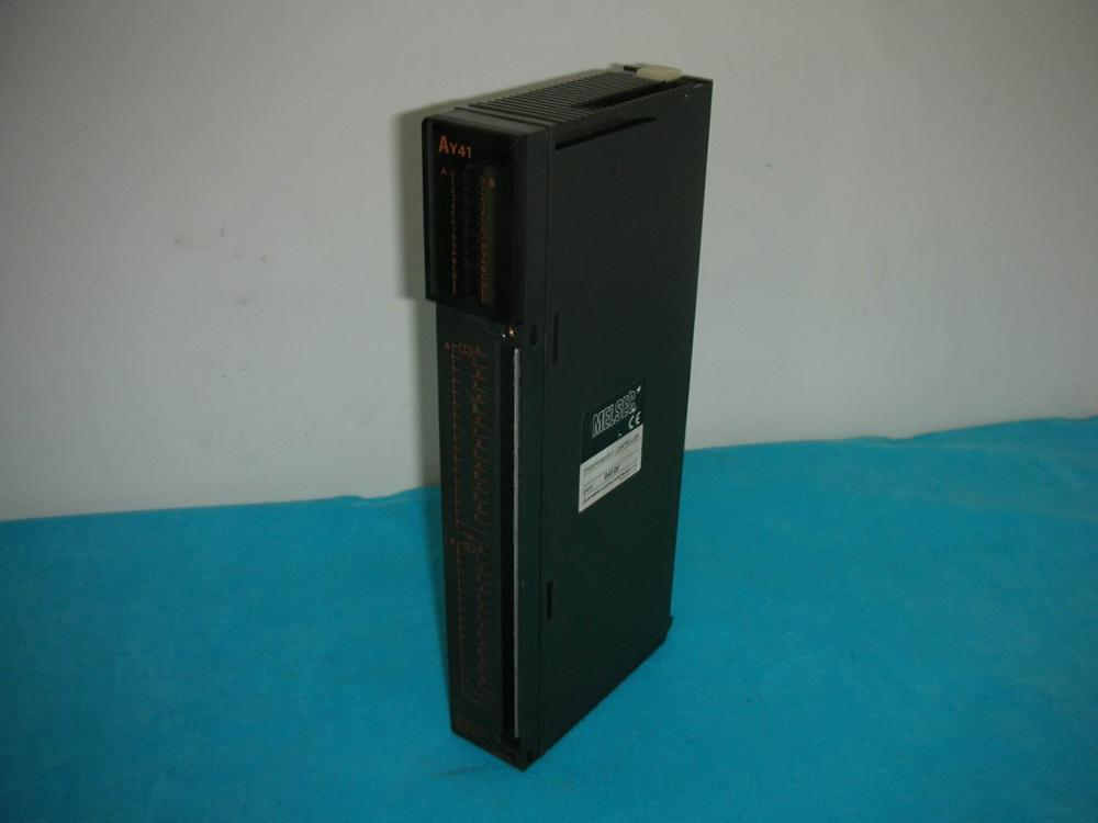 1PC USED * AY41 PLC 1pc used plc a1sy42p