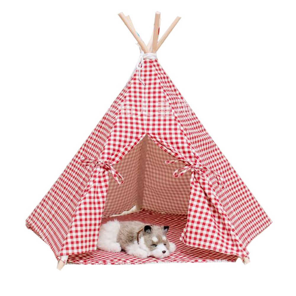 Aliexpress.com : Buy Hot selling red color Dog Bed Dog House Pet ...