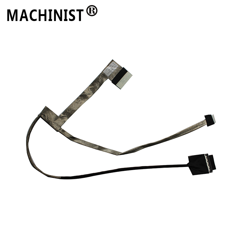 MACHINIST Video Screen Flex For HP Probook 4540S 4570S 4730S 4740s Laptop LCD LED LVDS Display Ribbon Cable