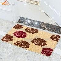 40x60 cm/50x80 cm Porte Tapis Rose Tendresse De Mariage Décoration Porte Tapis Pour Chambre