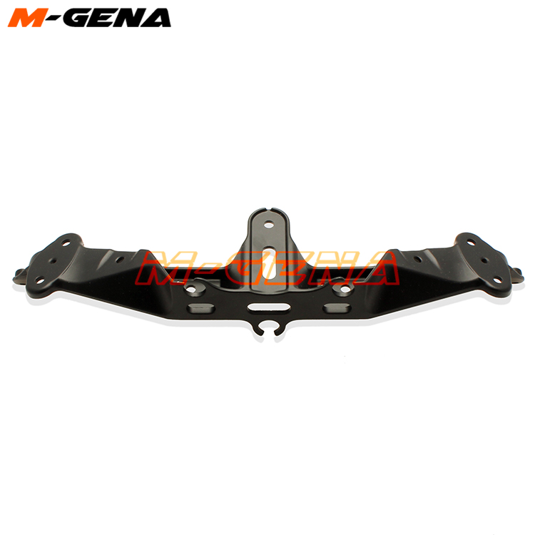 Motorcycle Front Light Headlight Upper Bracket Pairing For ZX10R ZX-10R 2004 2005 04 05