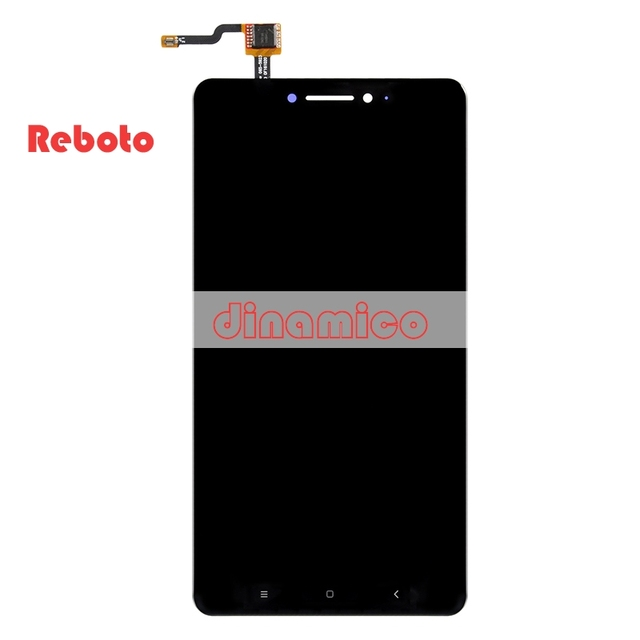 1pcs Reboto for xiaomi mi max LCD Touch Screen Digitizer Assembly For Xiaomi Mi Max Phone Glass Panel Display Parts 6.44inch