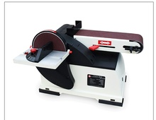 AC220V 500W 50HZ JBDS-4115II Multi – function sandpaper desktop grinding machine Metal/wood polished Vertical grinder