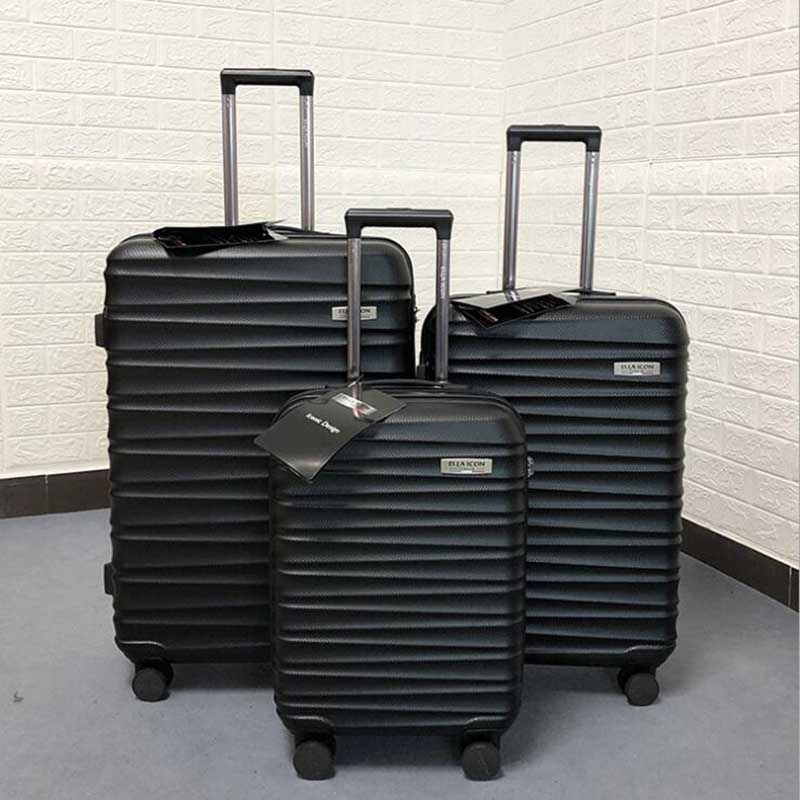 TRAVEL TALE 20 24 28 inch ABS travel luggage set trolley travel suitcase box set with